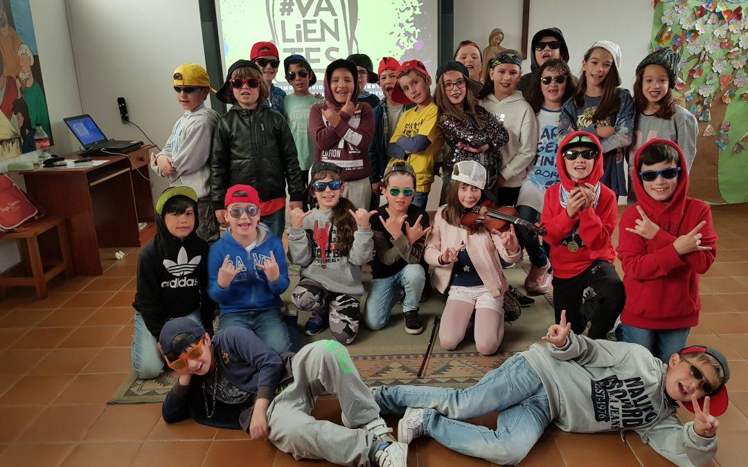 Charla Acoso Escolar 3º E.P. Curso 2017/18